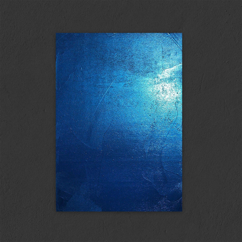 Metallocryl Blue
