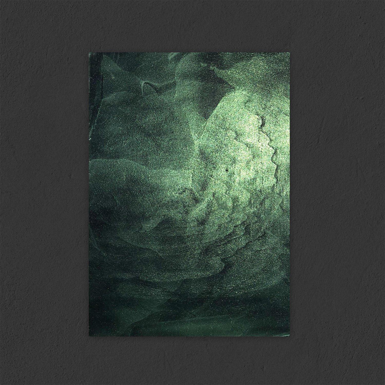 Pearltec Green (schwarzer Hintergrund)