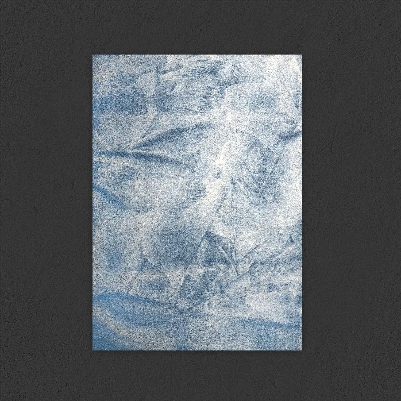 Pearltec Silver (blauer Hintergrund)